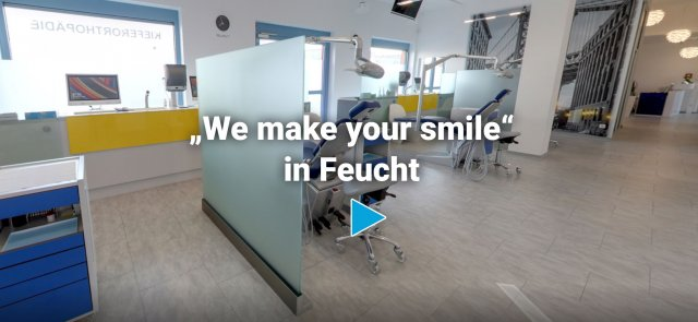 »We make your smile« in Feucht